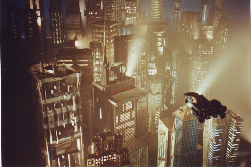 Space Precinct - Demeter City