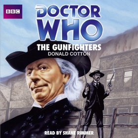 The Gunfighters audiobook - read by Shane Rimmer