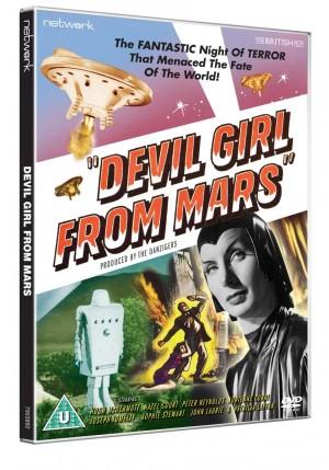 Devil girl from Mars DVD