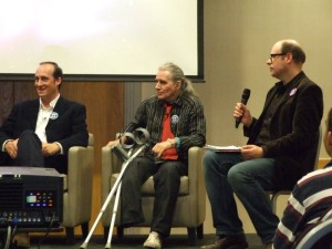 Julian Bell and Tony Bell are interviewed by FAB co-editor Ian Fryer