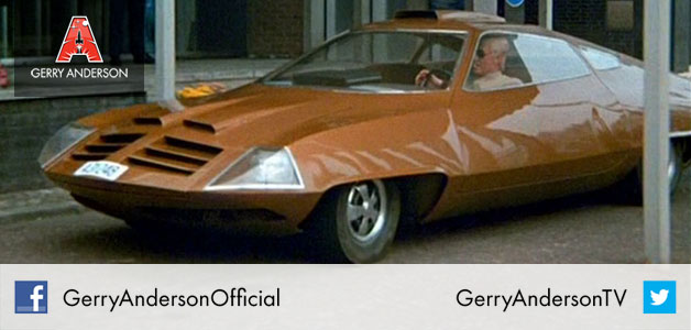 Straker's car from UFO