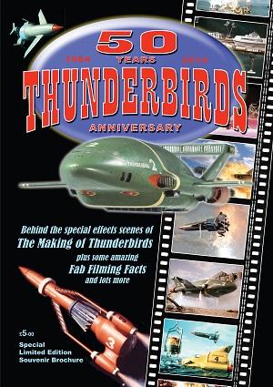 Alan Shubrook - Thunderbird anniversary special