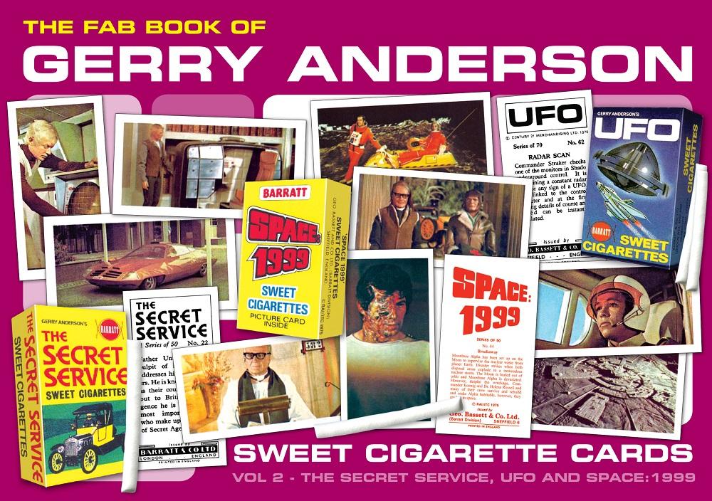 Sweet Cigarette cards Volume 2