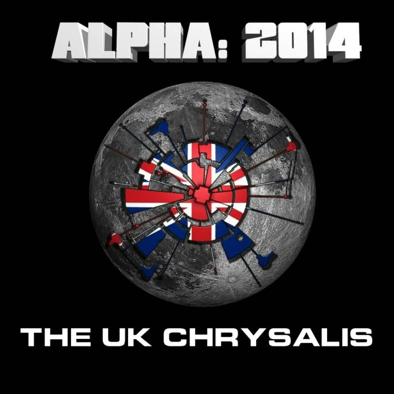 Alpha 2014 logo