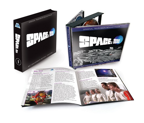 Space:1999 CD