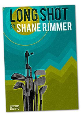 Shane Rimmer's latest novel - Long Shot