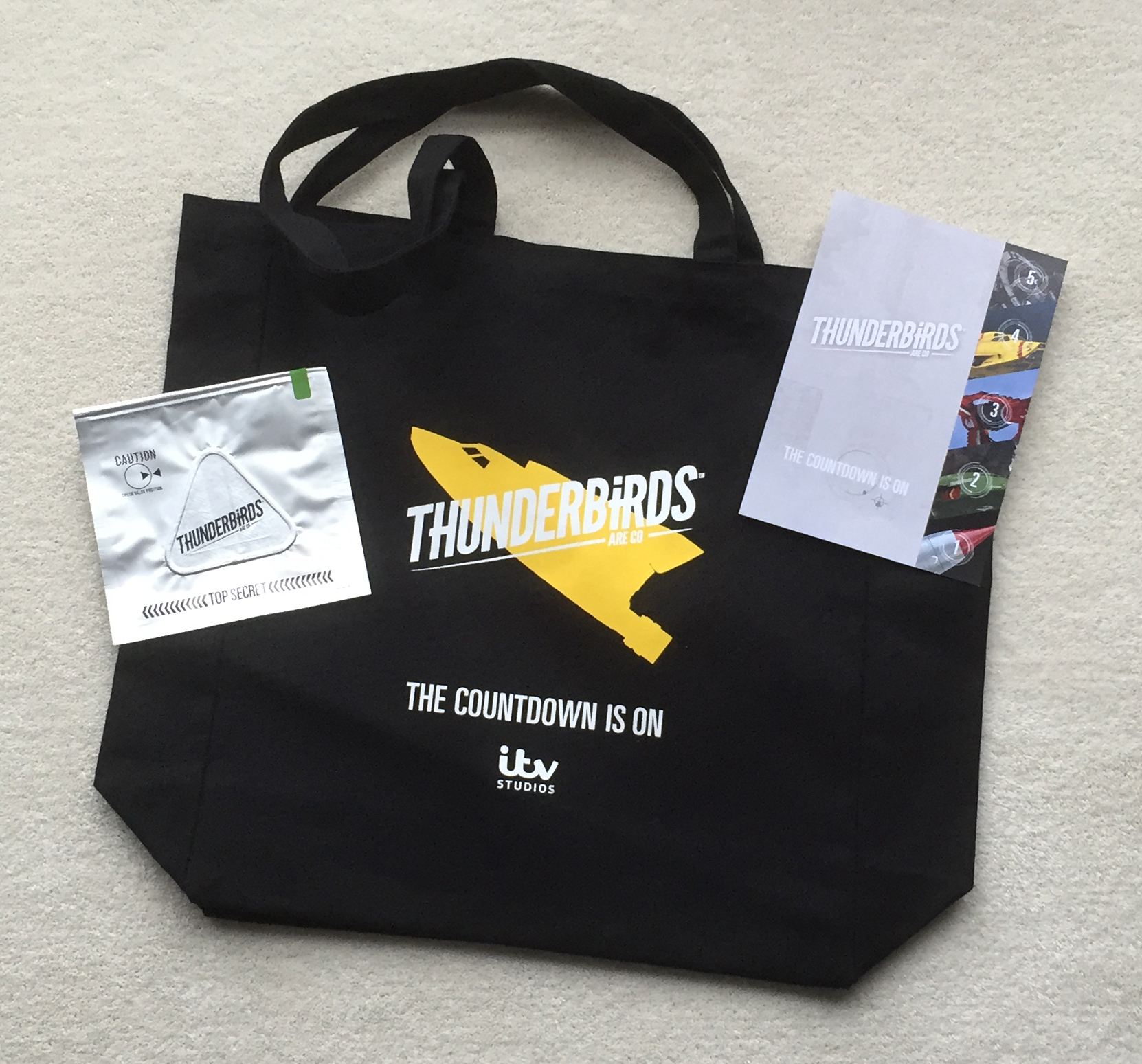 Thunderbird 4 bag
