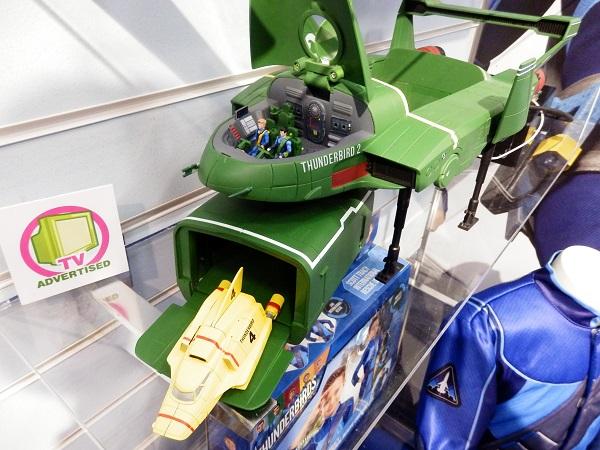 Thunderbirds Are Go! toys