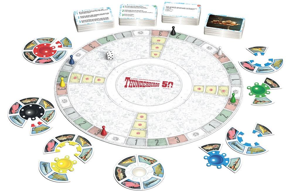 Thunderbirds trivia game
