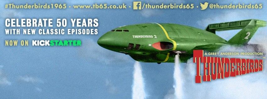New Thunderbirds episodes