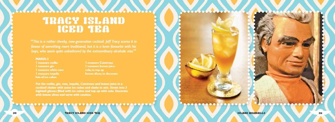 Tracy island iced tea