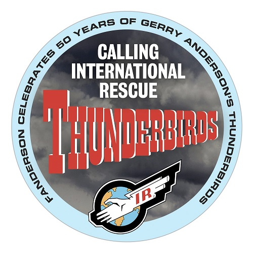 50th anniversary Thunderbirds