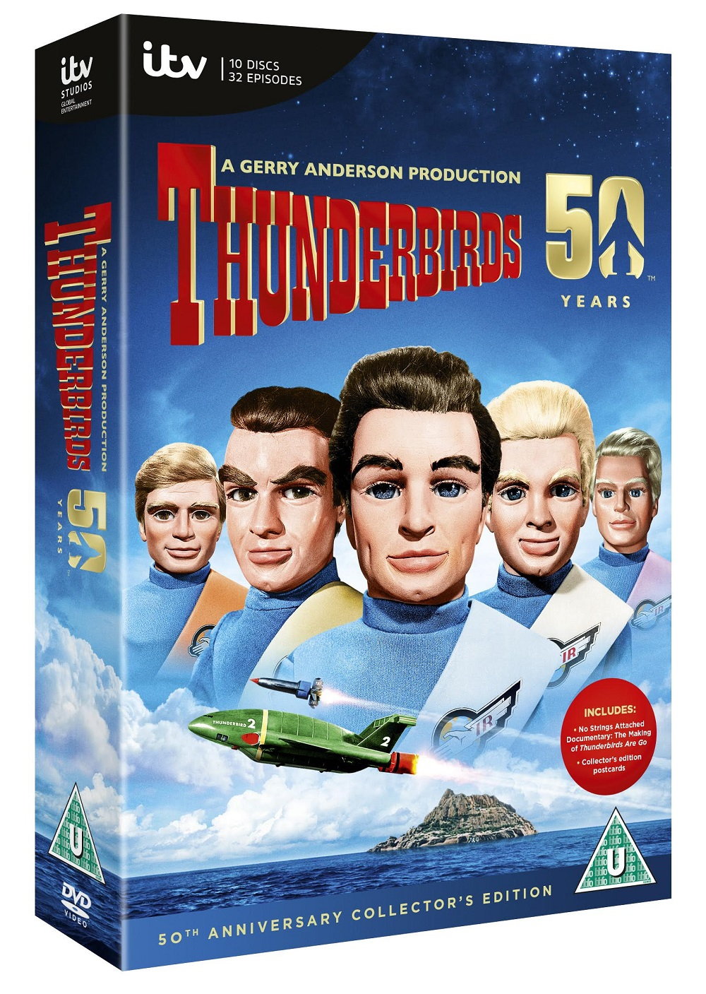 Thunderbirds the complete collection