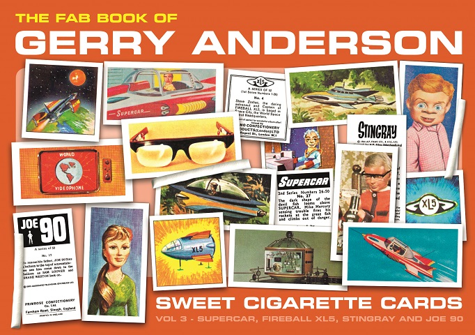 Sweet Cigarette Cards book Vol. 3