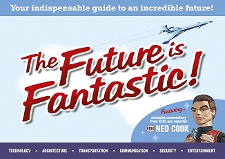 The Future is Fantastic! brochure