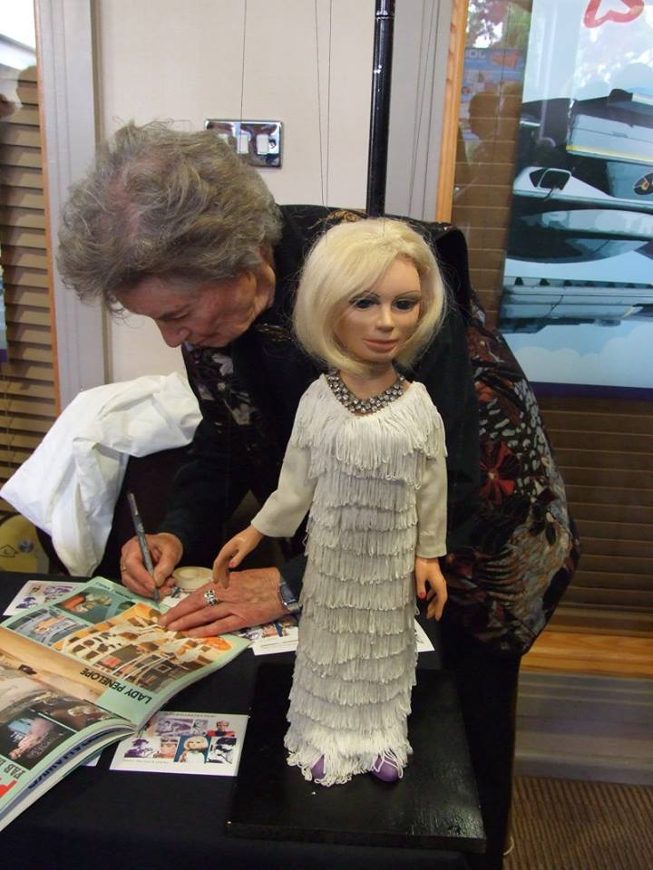 Mary Turner and Lady Penelope
