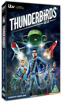 Thunderbirds Are Go complete series 1