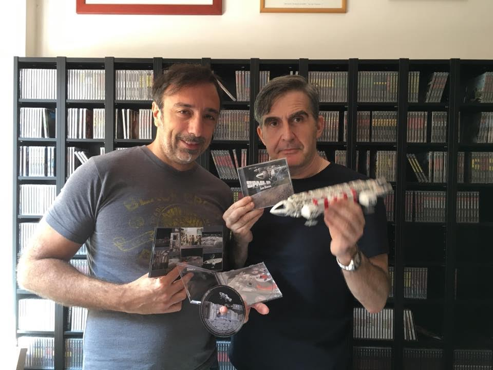 Daniele Winkler and Claudio Fuiano