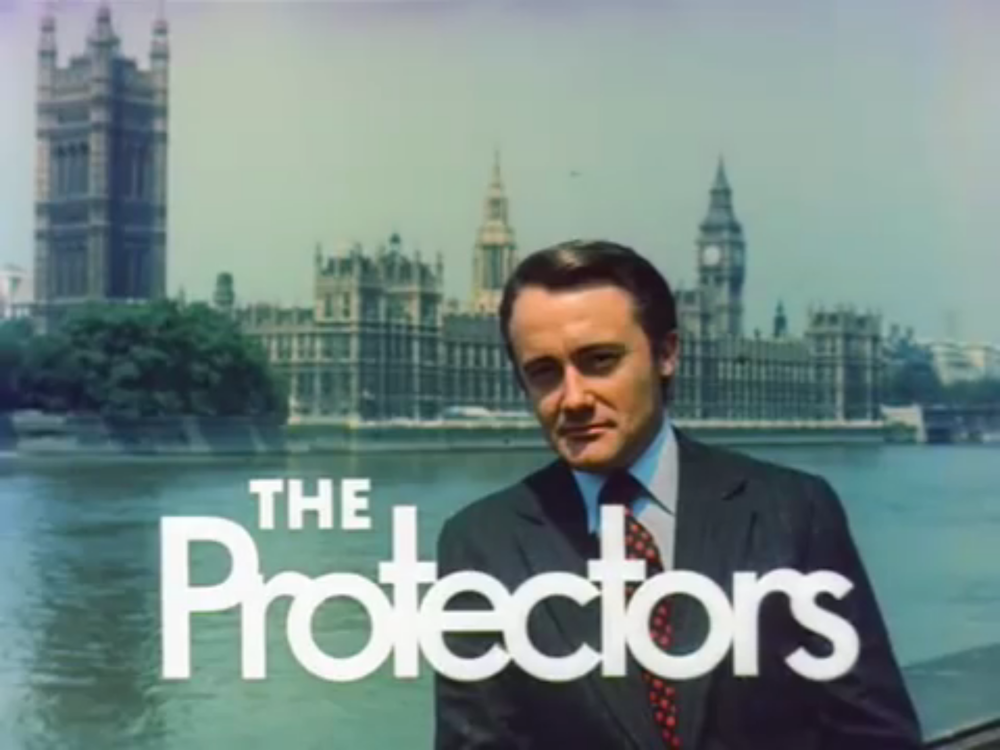 The late Robert Vaughn