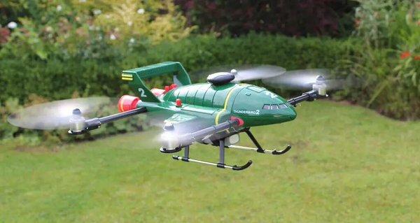 Thunderbird 2 drone