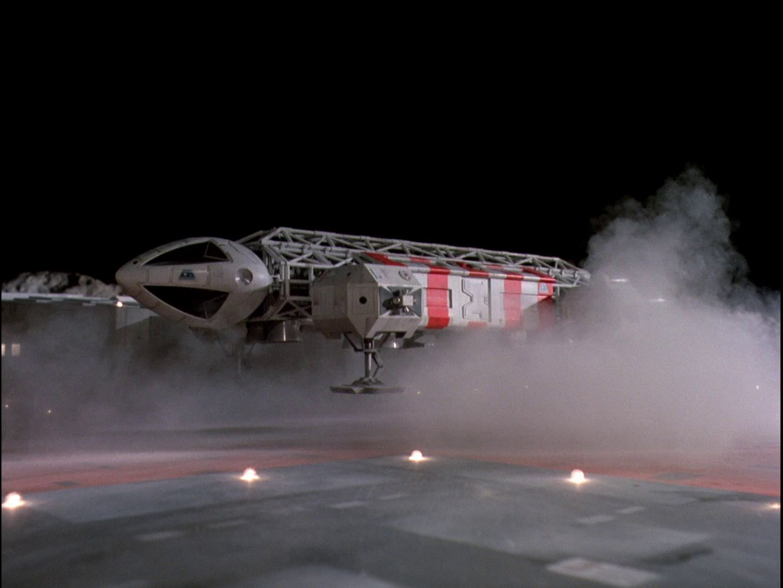 Space :999 Eagle Transporter