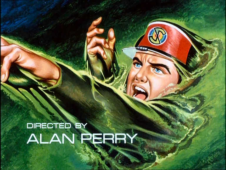 Captain Scarlet - Alan Perry