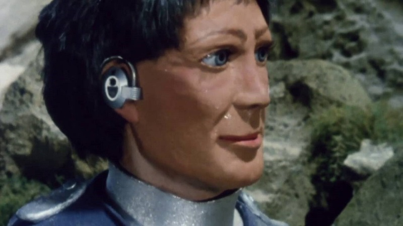 Tiger Ninestein from Terrahawks - coming to Special Assignment
