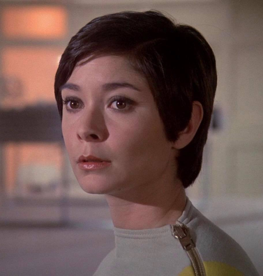 Zienia Merton as Sandra Benes from Space:1999
