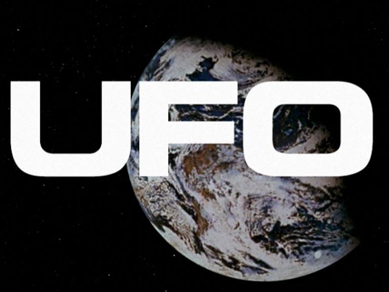 UFO series logo
