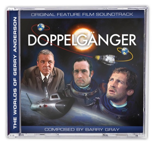 Doppelganger soundtrack CD