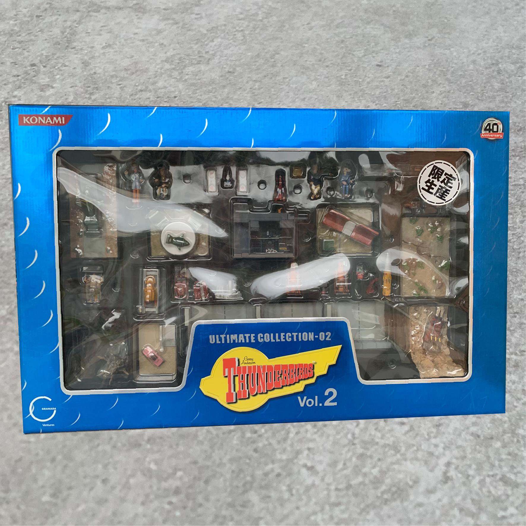 Supercelebration Treasure 2: Konami Thunderbirds, Scarlet costume and Harrops Mole