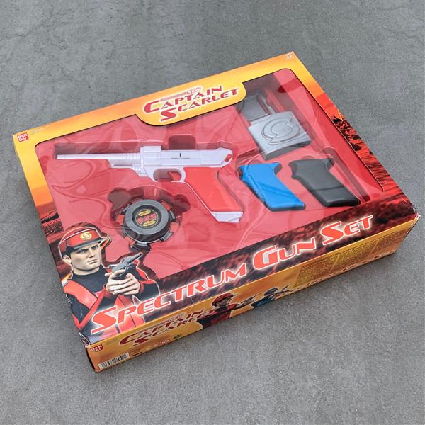 Supercelebration Treasure 7: Spectrum gun set, Tracy Island kit, Fireball XL5 and more