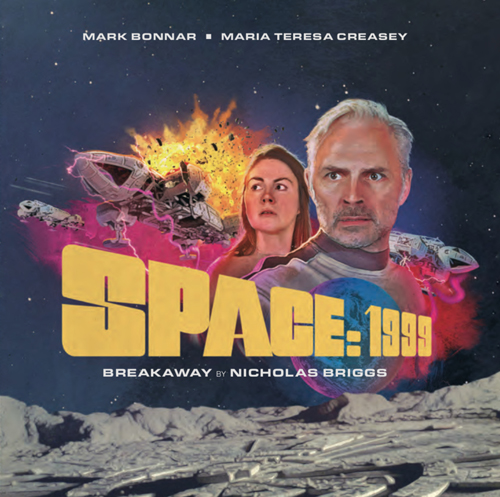 Gerry Anderson's Space: 1999 returns