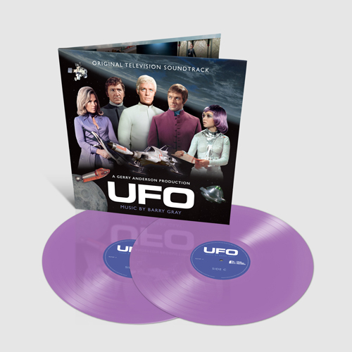 UFO soundtrack coming from Silva Screen
