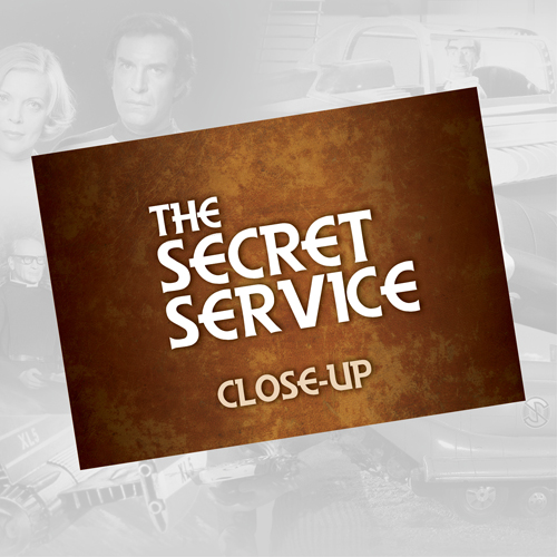 The Secret Service Close-Up to be reprinted