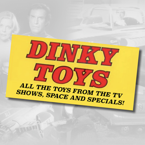 Dinky Toys website – new in Links