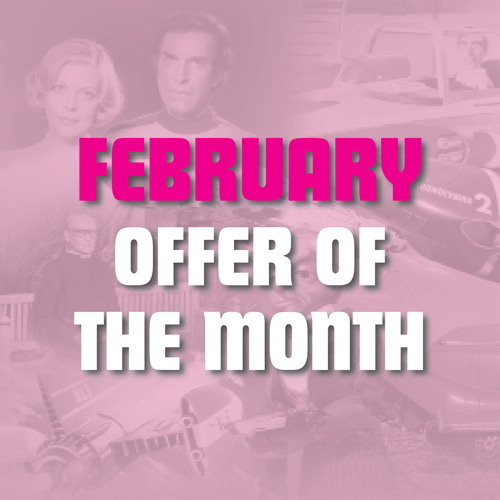 Offer Of The Month – February