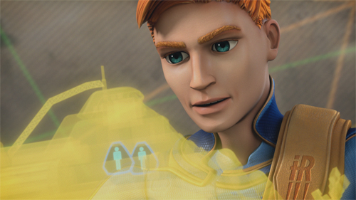 Thunderbirds Are Go: Firebreak premieres this Saturday, 8th February