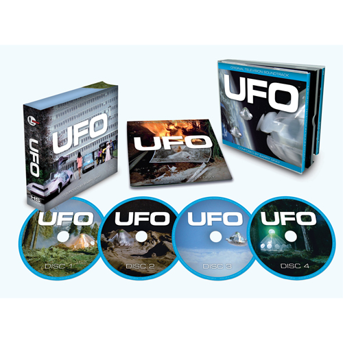 UFO soundtrack – pre-order now open (with March offer)