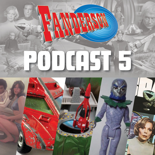 Podcast 5 is live