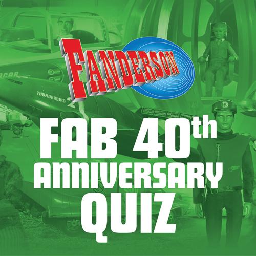 Enter Fanderson's FAB 40th Quiz