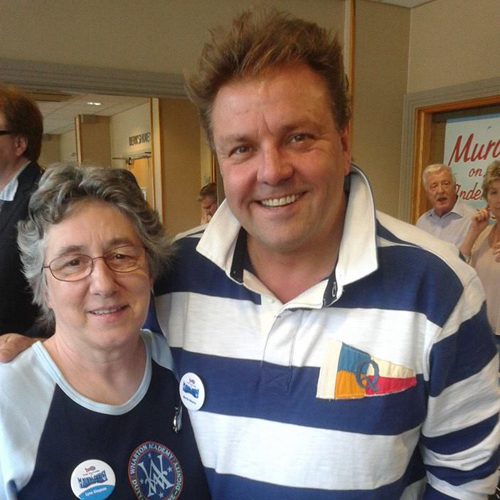 Martin Roberts on Celebrity Mastermind this Saturday