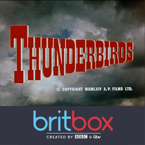 Thunderbirds in 4:3 on Britbox
