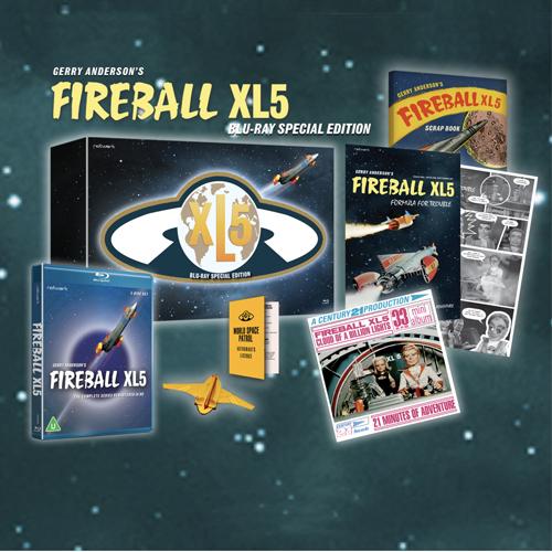 UK: Fireball XL5 in high definition!