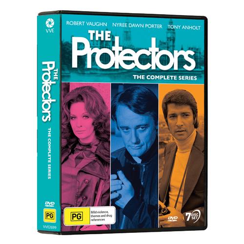 Australia: The Protectors on DVD